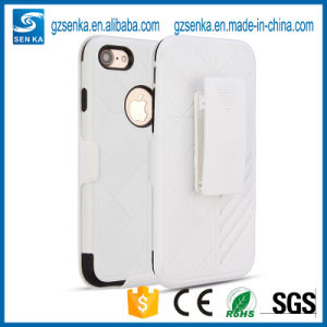 China Wholesale Quickstand Case Mobile Phone Accessories for Samsung on LG K7/Stylus 2 Plus pictures & photos