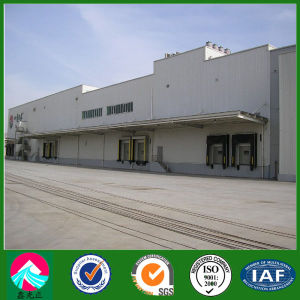 PU Sandwich Panel Prefabricated Steel Building Design (XGZ-SSB057) pictures & photos