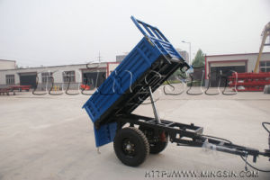Mini Trailer for Tiller Model 7c-0.5t pictures & photos
