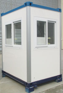 Portable Fiberglass Guard Rooms (P3-275)