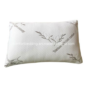 2016 Popular Memory Foam Bamboo Pillow pictures & photos