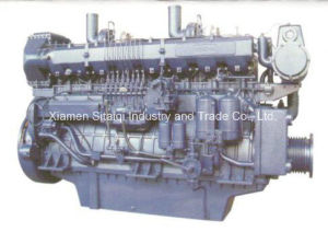 Weichai Marine Diesle Engine for Vessel Ship X6170/8170 400HP~800HP pictures & photos