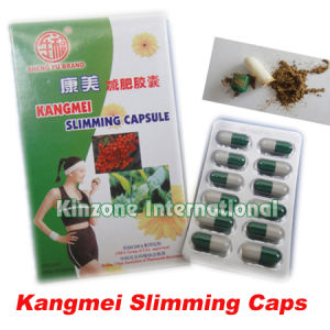 100% Kangmei Herbal Weight Loss Slimming Capsule, Weight Loss Pills pictures & photos
