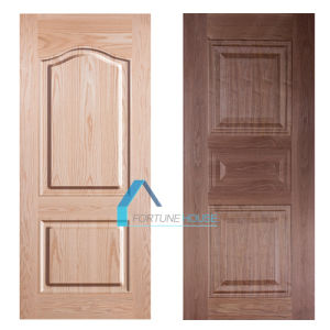Professional Manufacturer of Door Skin with Plywood and HDF/MDF Material pictures & photos