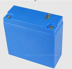 Factory Wholesale 12V 50ah Rechargeable LiFePO4 Battery pictures & photos