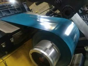 Cold Rolled Color Coated Galvalume Steel Coil for Building Material pictures & photos