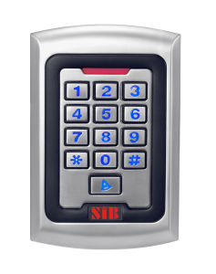 Sib Em/Mifare Waterproof Metal Keypad Access Control with Wiegand Interface pictures & photos