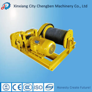Jk High Speed Crane Electric Winch Widely Used pictures & photos