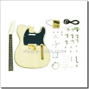 Telecaster Style DIY Electric Guitar Kits (EGT10-W1) pictures & photos