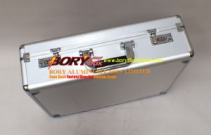 Aluminum Executive Foam Lined Work Utility Gun Briefcase Attache Computer