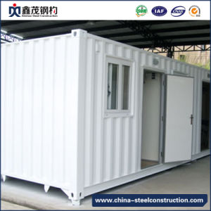Modular Prefab Container House with Bathroom Fitment (Container Home) pictures & photos