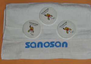 Beautiful Design Compressed Towel (YT-652B) pictures & photos