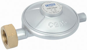 LPG Euro Media Pressure Gas Regulator (M30G20G700) pictures & photos