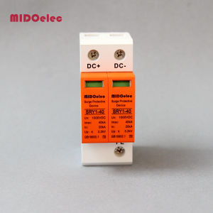 Chinese Manufacturer Offer Single Phase DC SPD pictures & photos