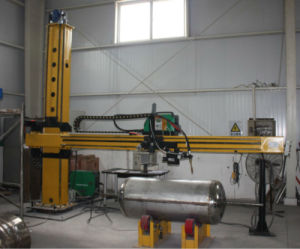 Quality Guaranteed Welding Manipulator for Pipe pictures & photos