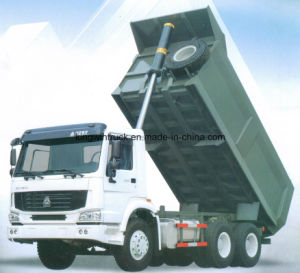 China HOWO Brand 30tons Dump Truck
