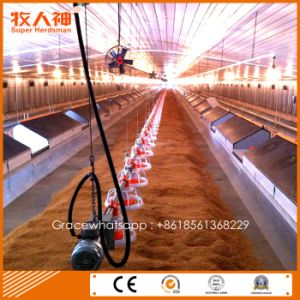 Automatic Poultry Farming Equipment for Breeder with Steel Shed Free Design pictures & photos