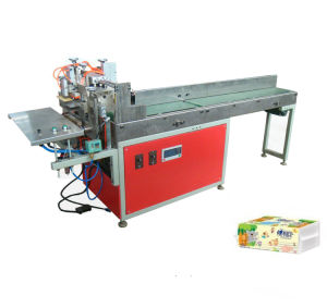 Semi Automatic Paper Napkin Packing Machine pictures & photos