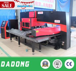 HP30 ISO9001 Machinery Metal Perforator/CNC Turret Punching Machine pictures & photos