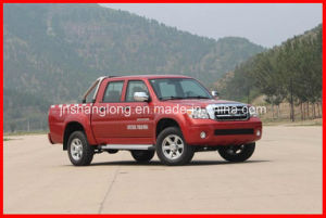 China Rhd Double Cab Diesel Pickup 4X4 pictures & photos