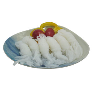 Zero Fat and High Fiber Konjac Knot/Shirataki Noodle pictures & photos