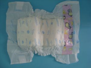 Disposable Baby Diaper with Cute Package pictures & photos