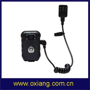 2.0 Inch Mini Police Wearable Video Recorder Camera Support GPS and Dual Camera pictures & photos