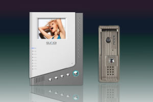 Color Video Door Phone Model 616A5 System  (B02E01)