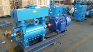 Liquid Ring Vacuum Dehydrating Pump for Used Oil Re Fining pictures & photos