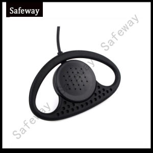 D Shape Handsfree Earpiece for Baofeng Radio UV-5r 888s pictures & photos