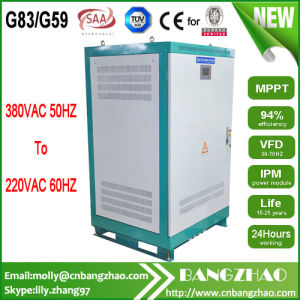 1 Phase to 3 Phase Step up Inverter for Motor Load pictures & photos