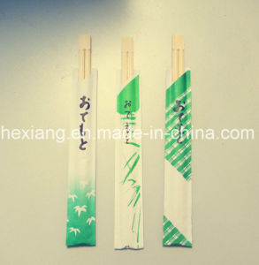 Dinnerware Convenient Bamboo Chopsticks Easily Cleaned Personalized Chopsticks pictures & photos