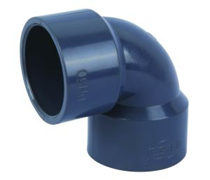 UPVC 90 Degree Elbow/Plastic Elbow/UPVC Pipe Fitting pictures & photos
