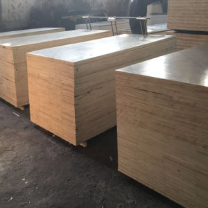 Linyi Plywood Poplar Core 1220X2440mm Thickness 15 WBP Glue pictures & photos