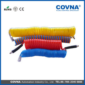 Clw Series Pneumatic Plastic Tube Coil Tube