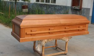 Coffin & Casket for Funeral Products/Cremation Urn (LT001) pictures & photos