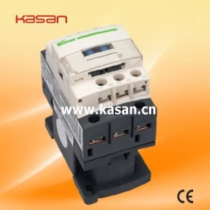 Electrical Magnetic AC Contactor LC1-D38 38A, 230VAC pictures & photos