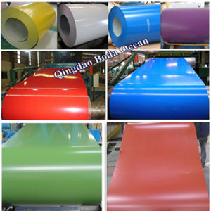 Dx51d Wall, Roofing Metal Prepainted Steel Coil pictures & photos