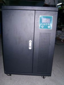 10kw Three Phase Inverter/Three Phase off Grid Inverter pictures & photos