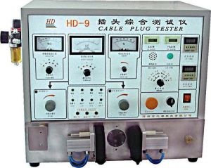Power Plug Integrated Tester (HD-9)
