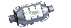 Catalytic Converter (TWCat021) - Ceramic/Metallic Substrate pictures & photos