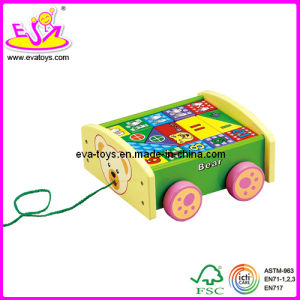 Wooden Kid Toy, Learning Block (W13C005) pictures & photos