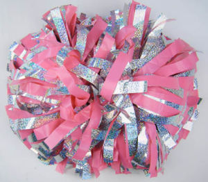 Cheerleading POM Poms with 6 Inches Size pictures & photos
