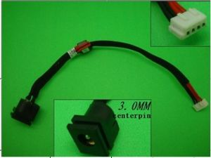 3.0mm Center Pin DC Power Jack for Toshiba pictures & photos