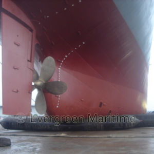 Floating Pneumatic Ship Launching Airbags Inflatable Ship Marine Rubber Airbags pictures & photos