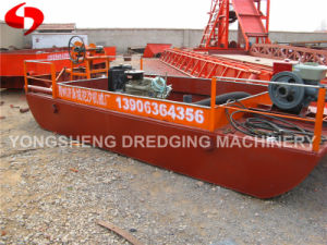 Sand Boat with Discharge Distance 1000m pictures & photos