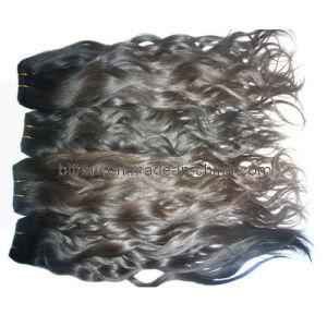 Natural Wave Human Hair Weft