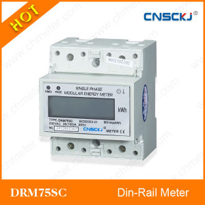 DRM75sc RS485 Programmable Electric Energy Meter