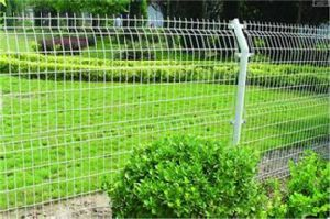 Stainless Steel Wire Mesh Fence (01)