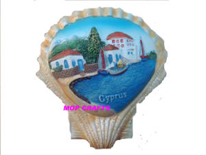 Cyprus Souvenir Magnet of 3D Magnet Gifts pictures & photos